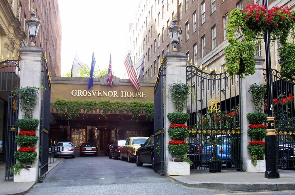 5 Bidders Target London's Grosvenor House Hotel