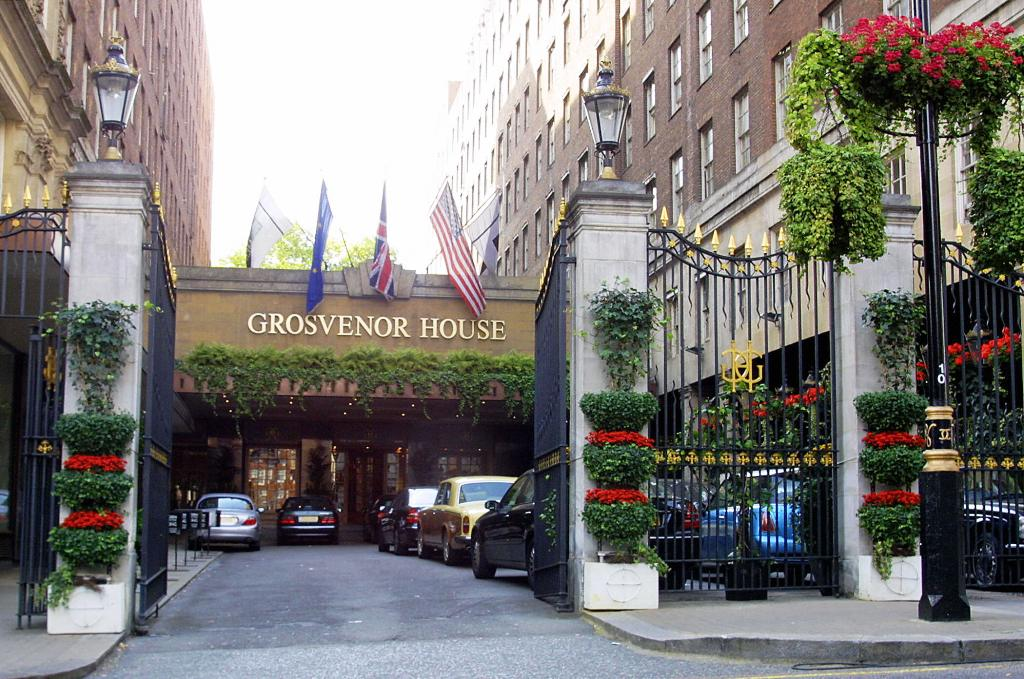 5 Bidders Target London's Grosvenor House Hotel