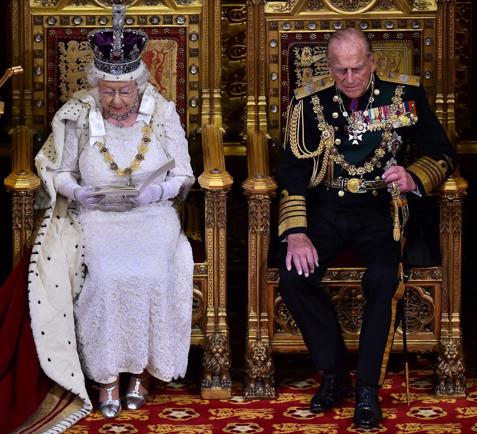 Queen's Speech 2015 Parliament