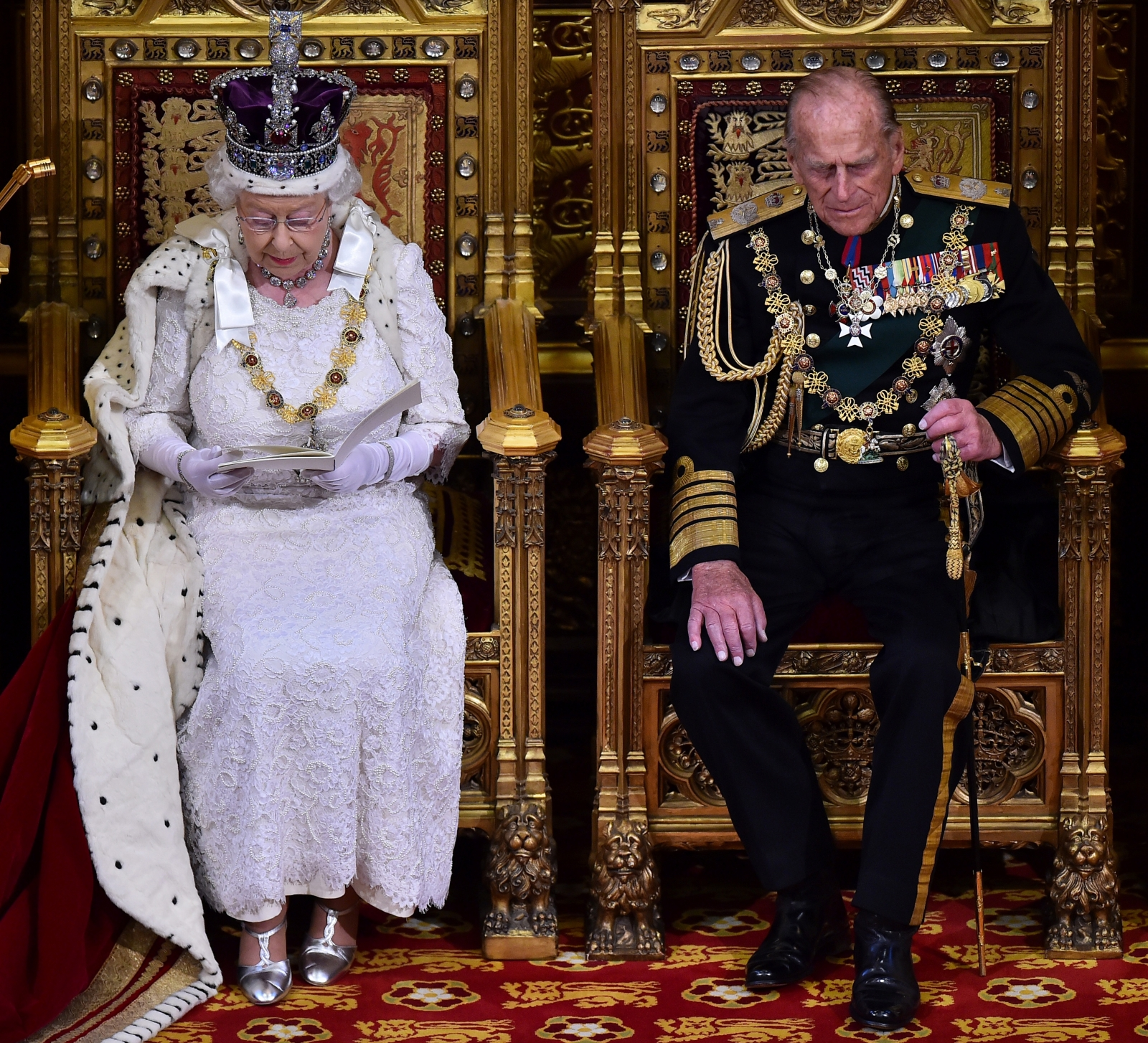 Queen's Speech 2015 Parliament