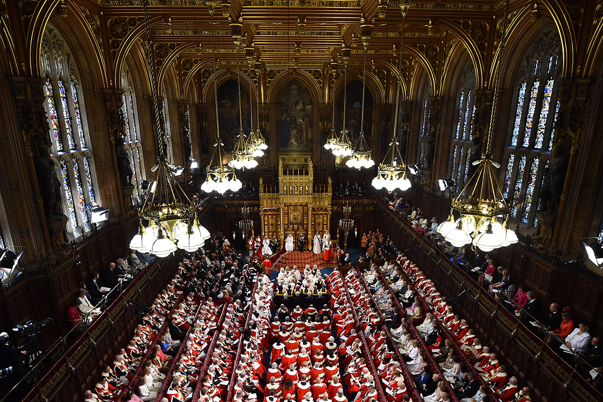 state opening of parliament