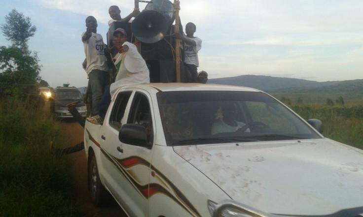 Imbonerakure militia Bugendana