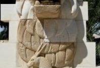 Palmyra god lion
