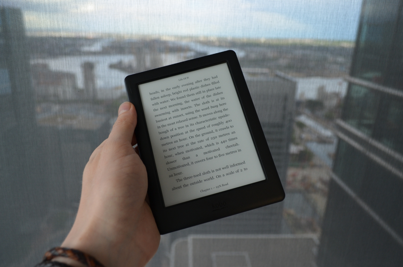 kobo glo hd review specs