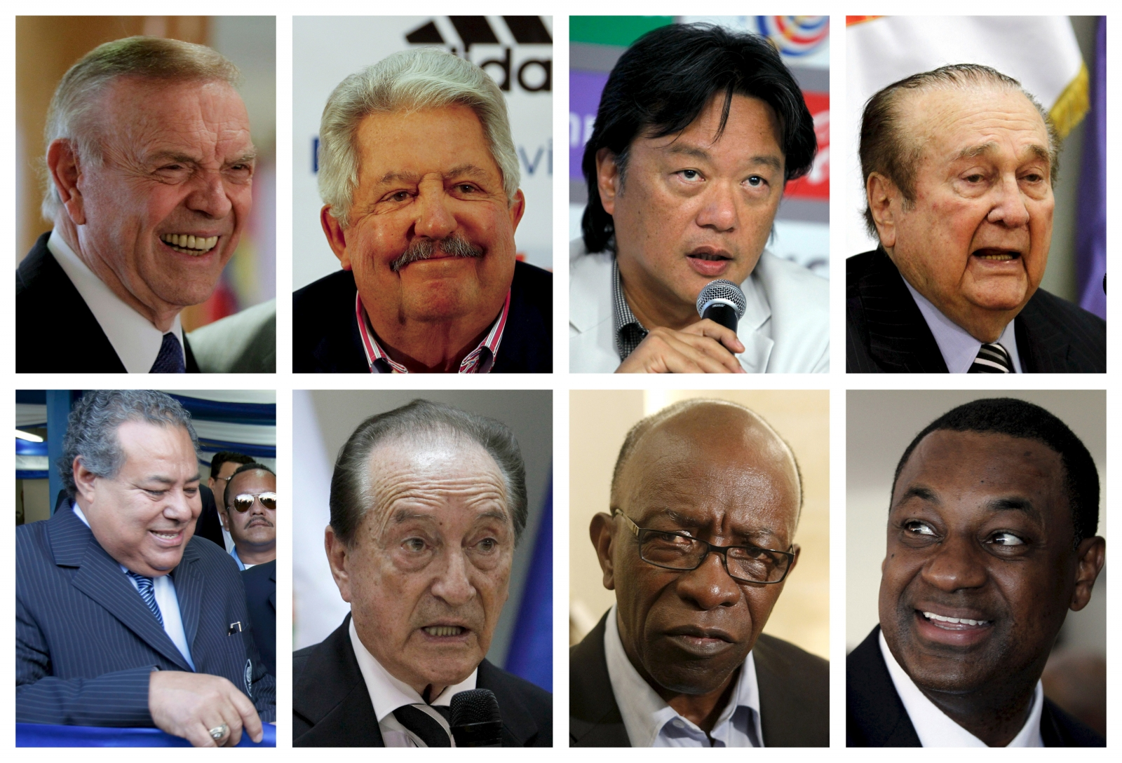 Fifa football corruption Sepp Blatter