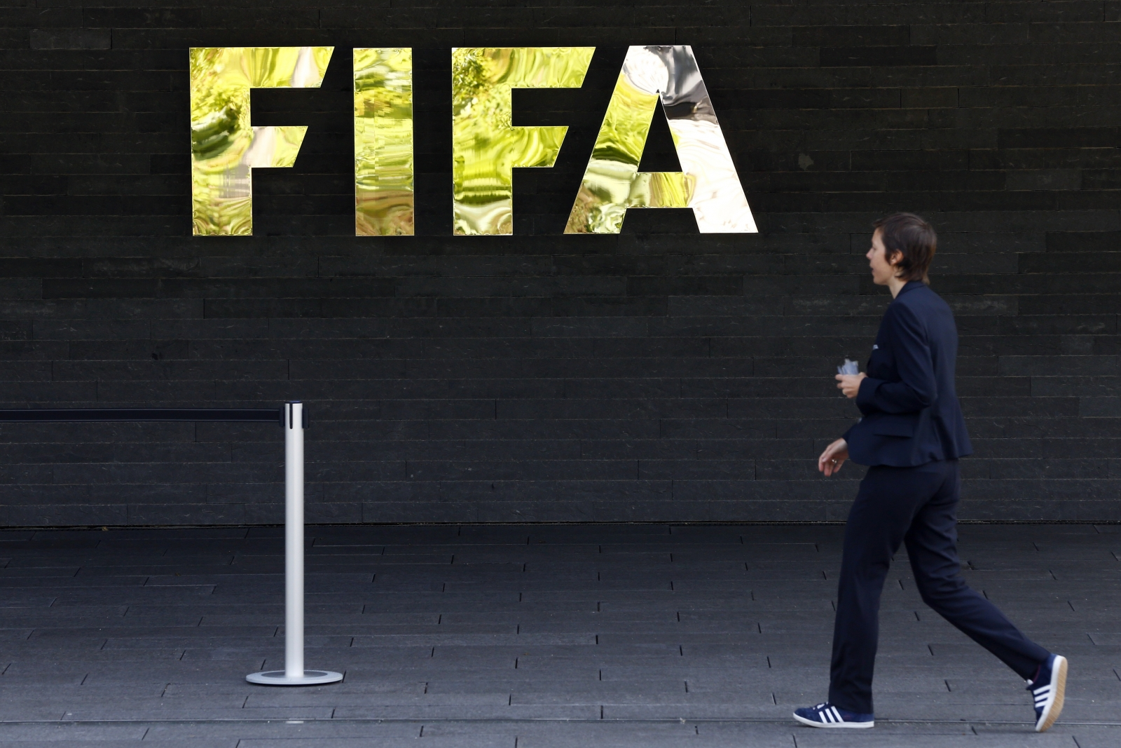 Fifa arrests and sponsors