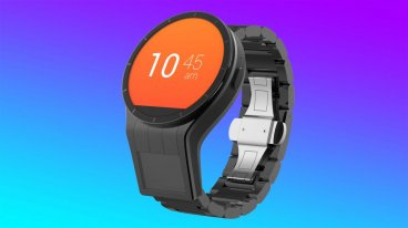 Lenovo Magic View dual screen smartwatch