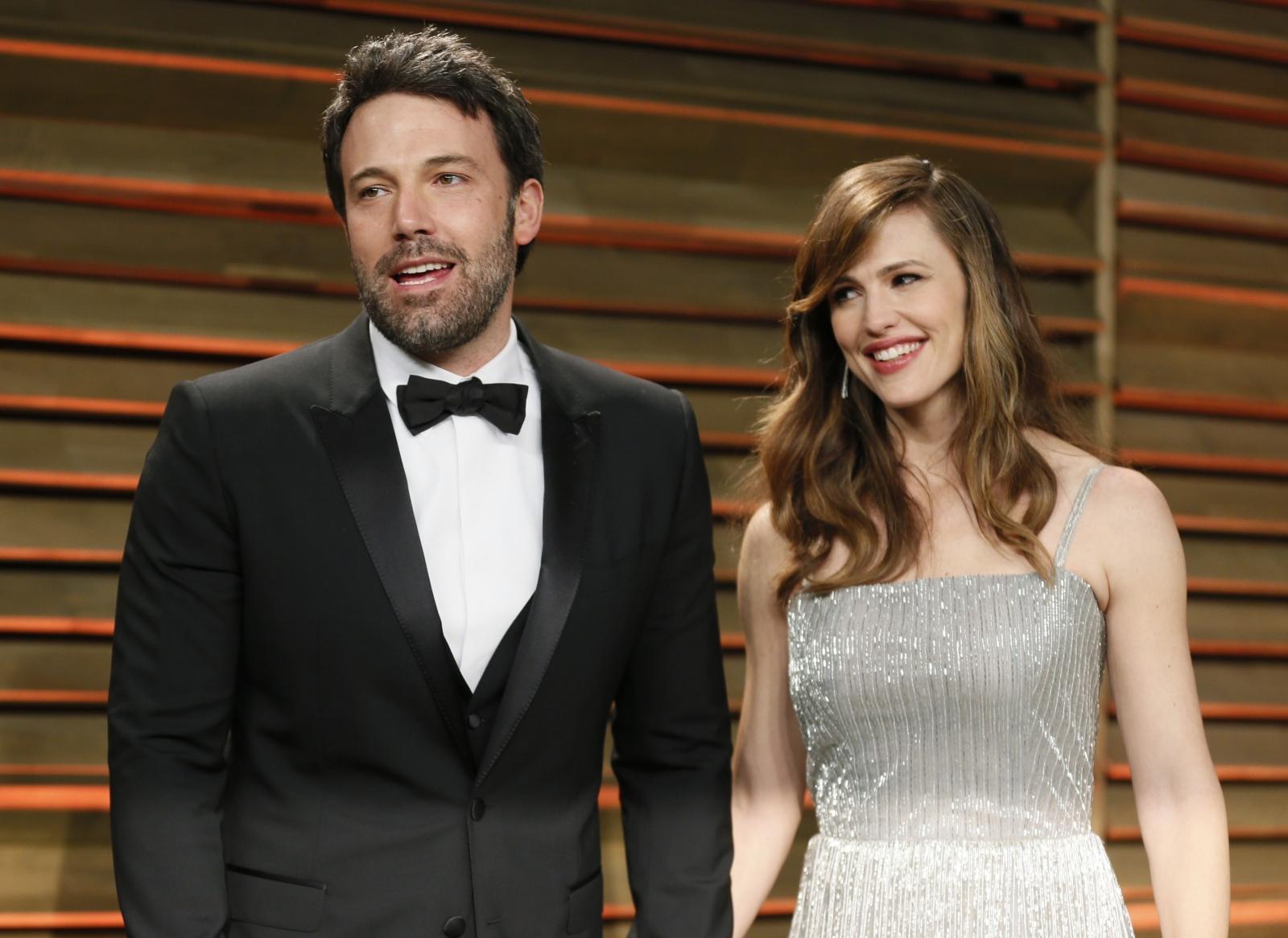 Ben Affleck and Jennifer Garner reportedly separated