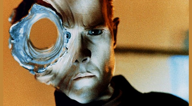 Terminator's T1000 is able to heal itself