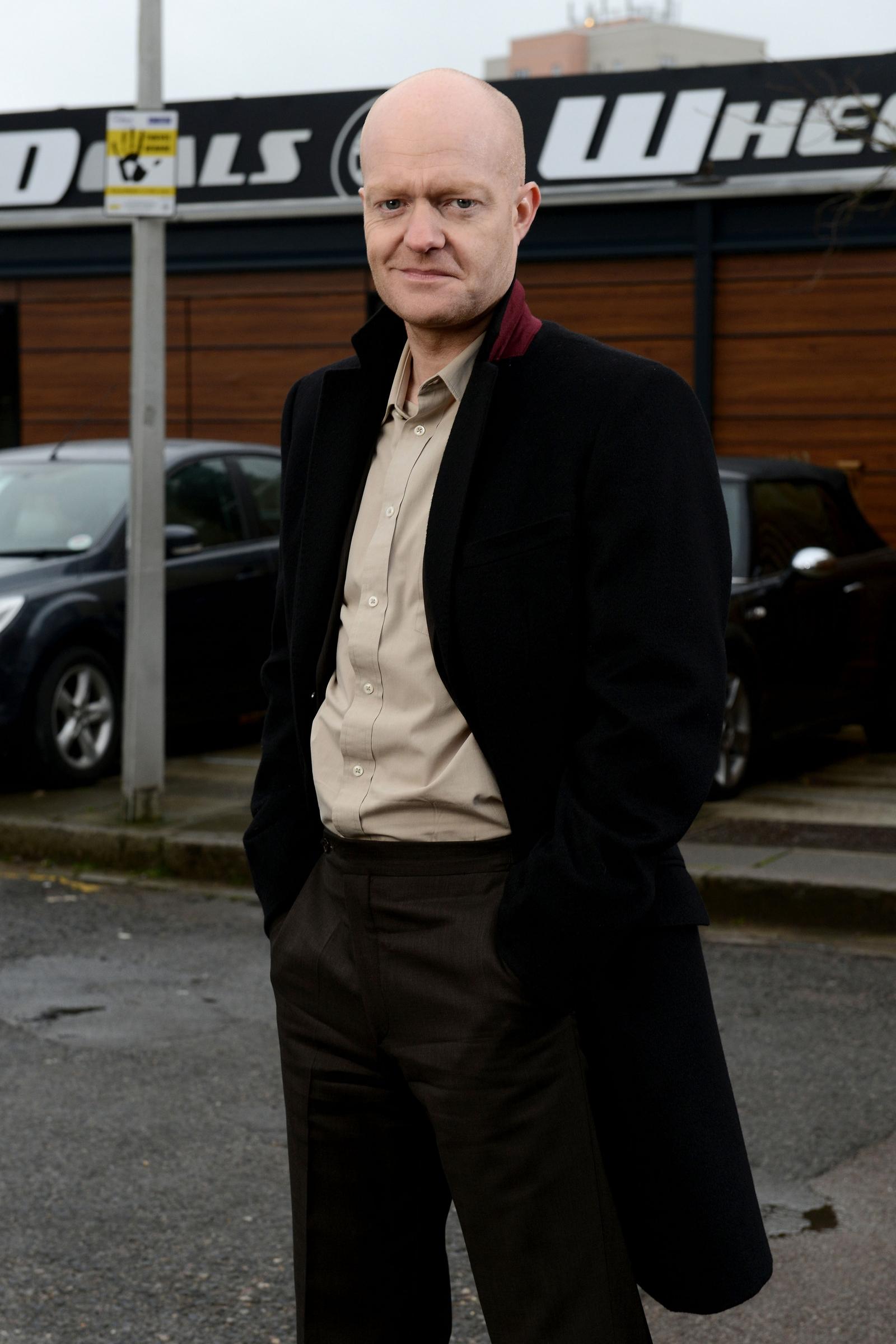 EastEnders' Max Branning played by Jake Wood