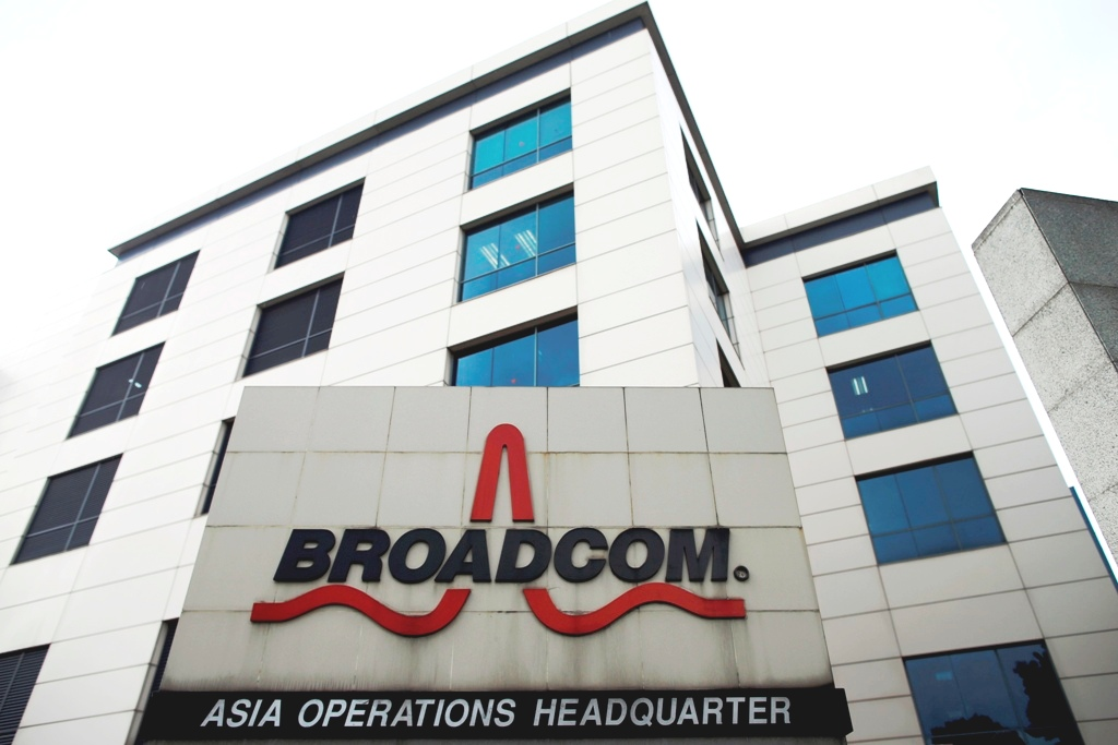 Avago to Buy Broadcom for $37bn