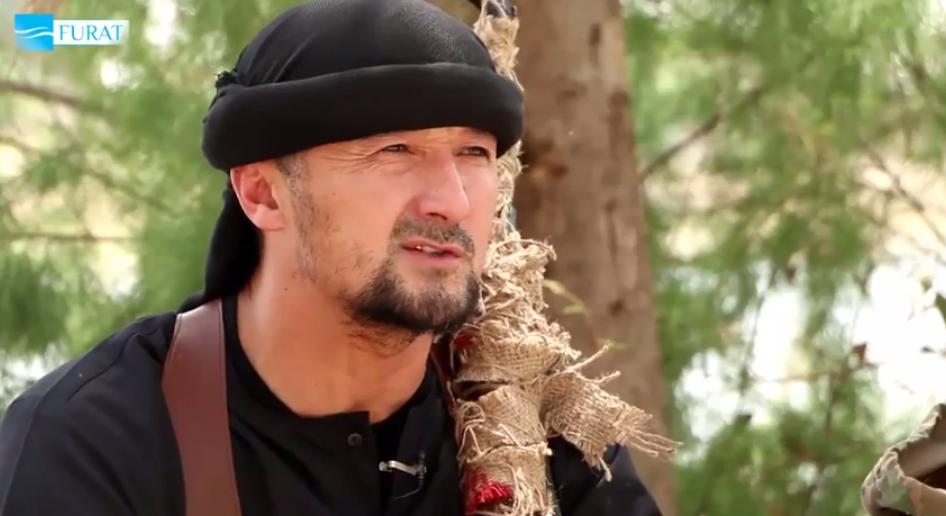 Tajikistan commander Gulmurod Khalimov