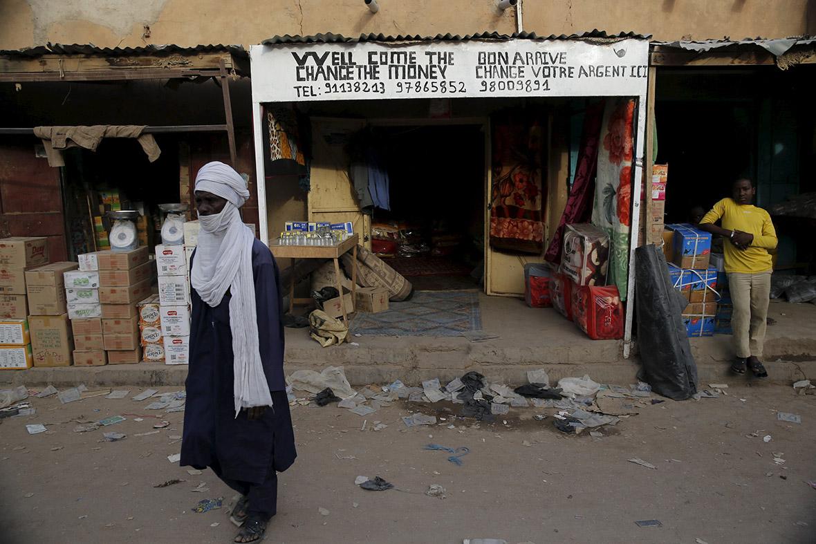 migrants Niger Libya Mediterranean