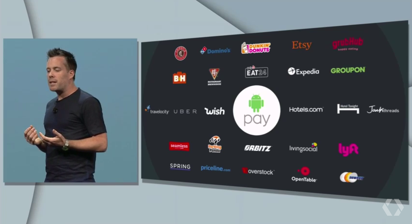 Android Pay at Google IO 2015