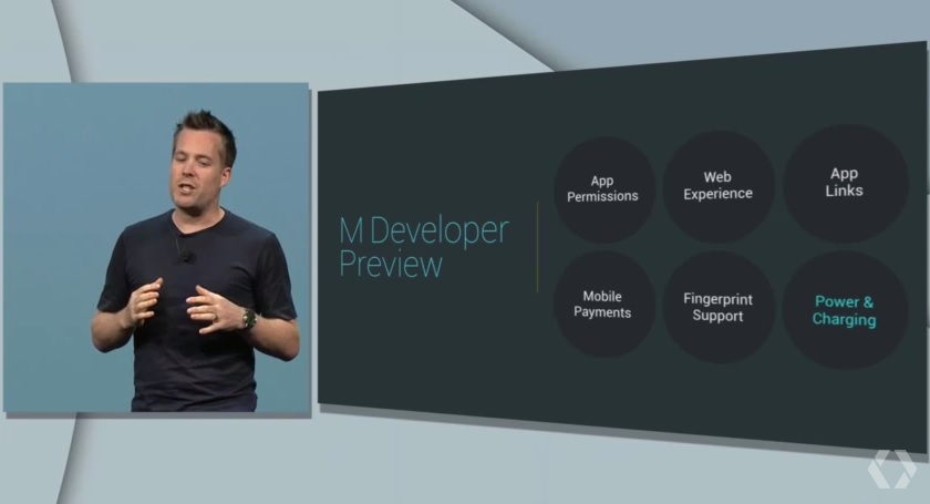 Android M new features at Google I/O2015