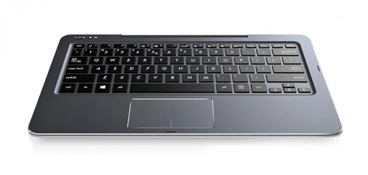 Asus Transformer Book T300 Chi keyboard