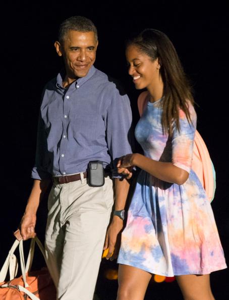 Malia Obama