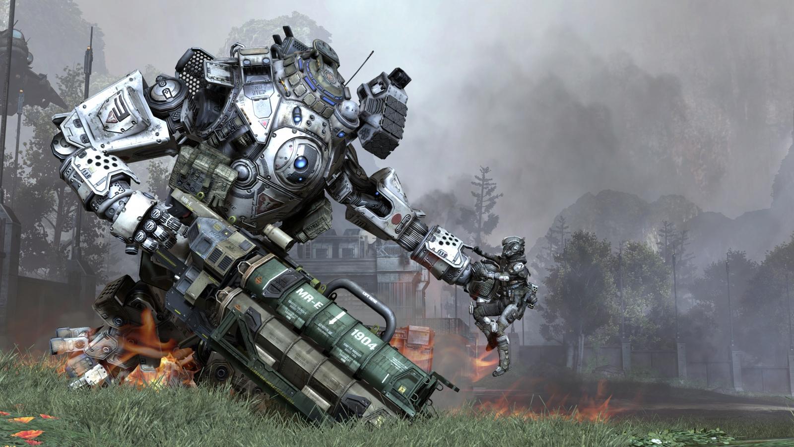 Titanfall 2 EA Respawn Vince Zampella