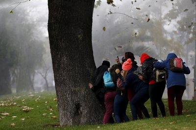 chile rodrigo Avils Valparaso estudiantes