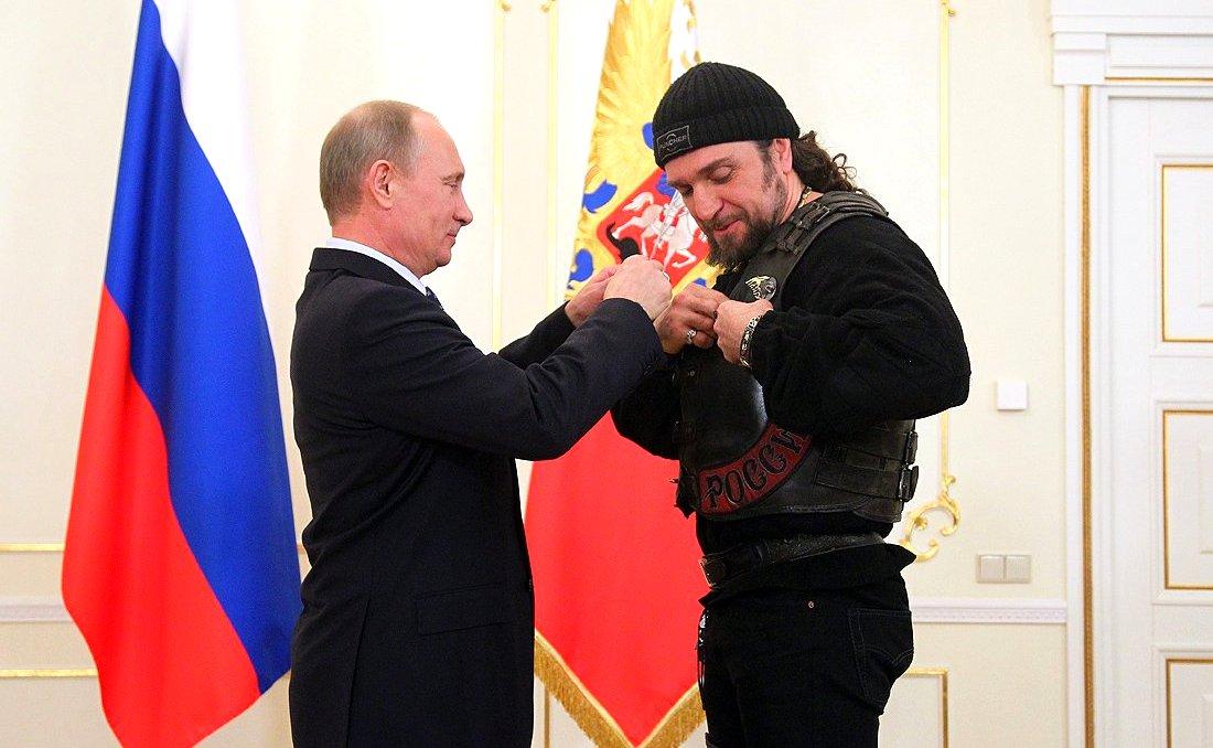 Putin Zoldostanov