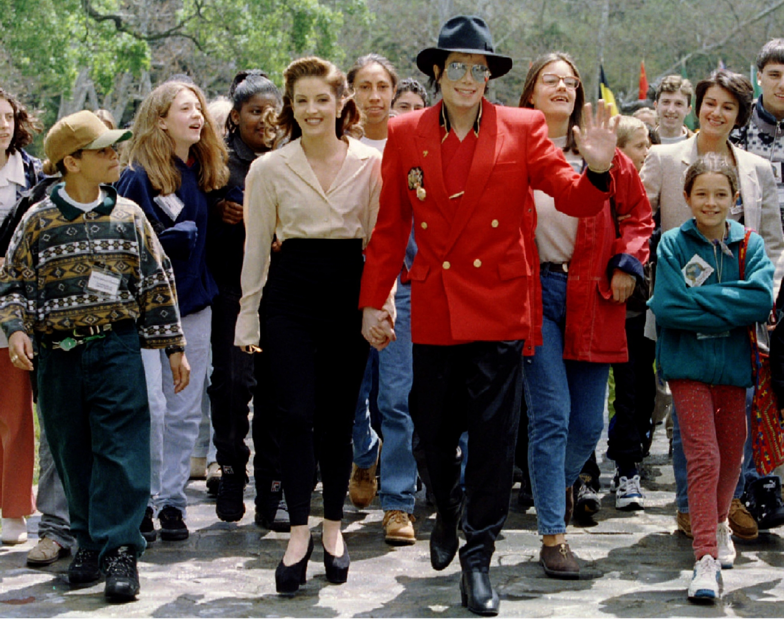 Michael Jackson at Neverland