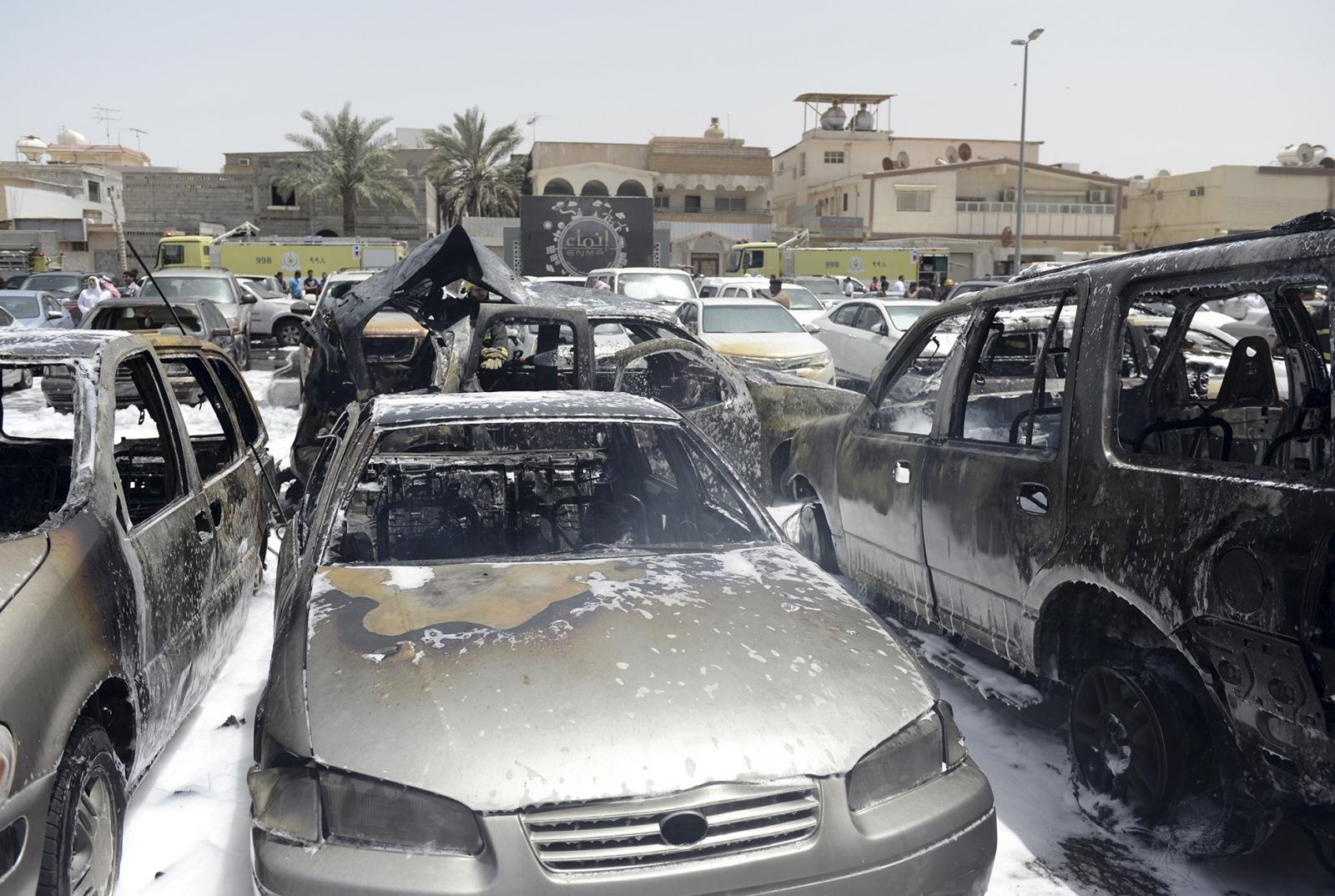 Dammam mosque blast