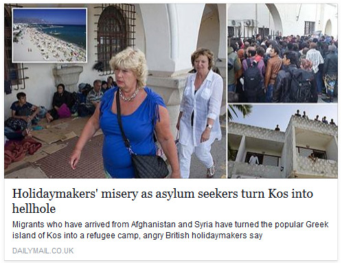 Daily Mail Kos
