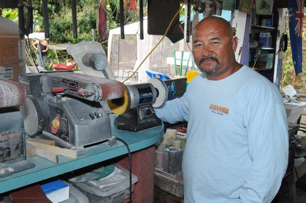 Randy llanes killed by swordfish