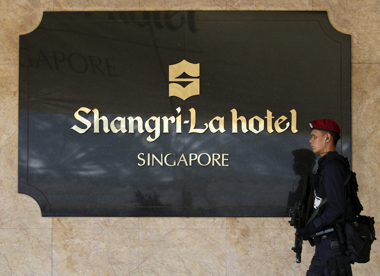 Singapore man shot dead