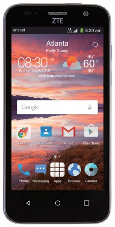 ZTE Overture 2 priced at $50 inUS