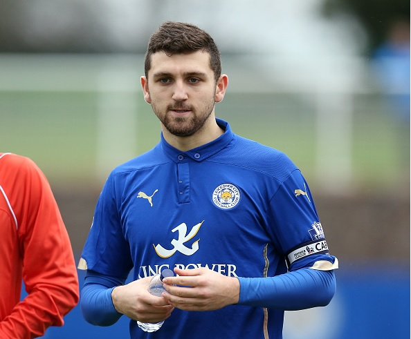 James Pearson of Leicester City