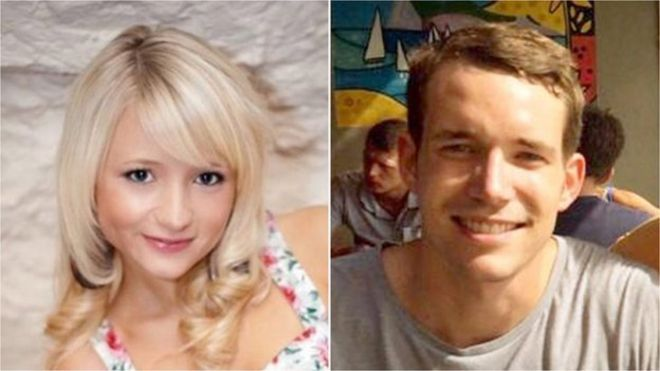 UK backpackers murdered in Thailand
