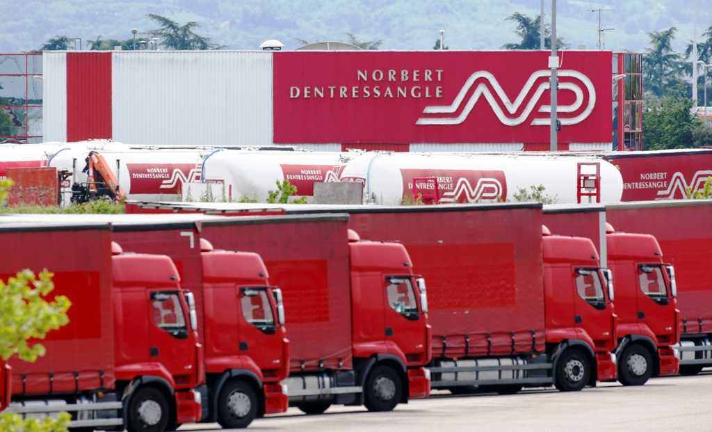 Norbert Dentressangle Lorries