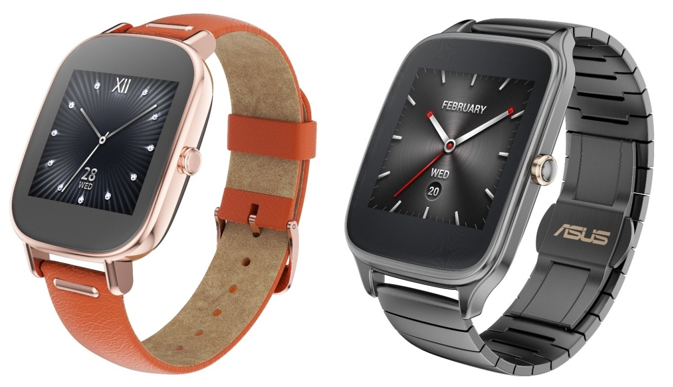 Asus Zenwatch 2 receiving Marshmallow-based Android Wear 1 ...