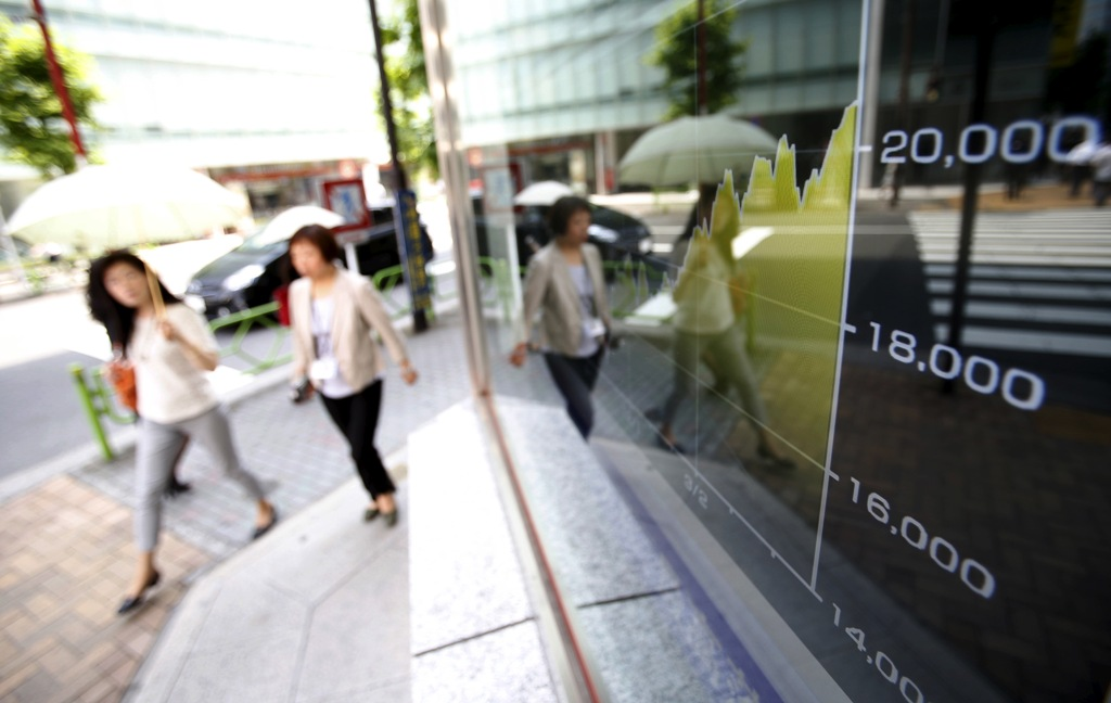 Asian Markets Round-up 1 June