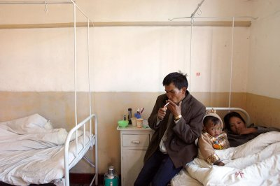 Beijing smoking ban