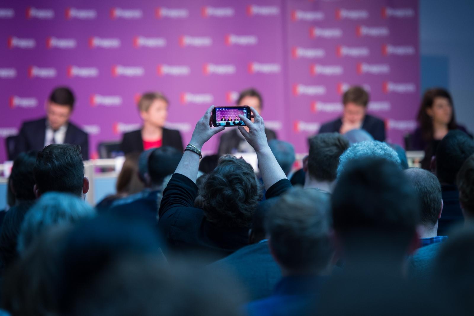 Labour debate at Progress