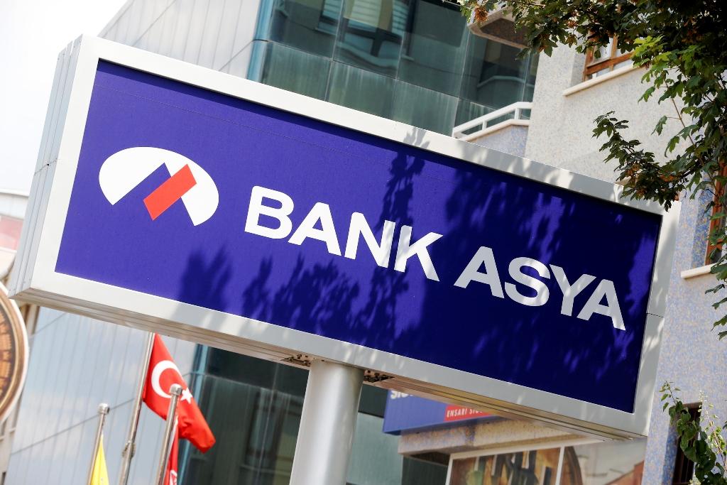 Bank Asya Logo