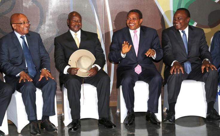 EAC Dar Es Salaam Summit Burundi