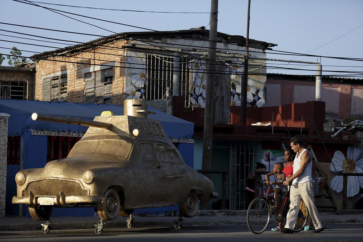 Havana Biennial 2015