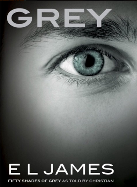 New Fifty Shades Of Grey book Grey