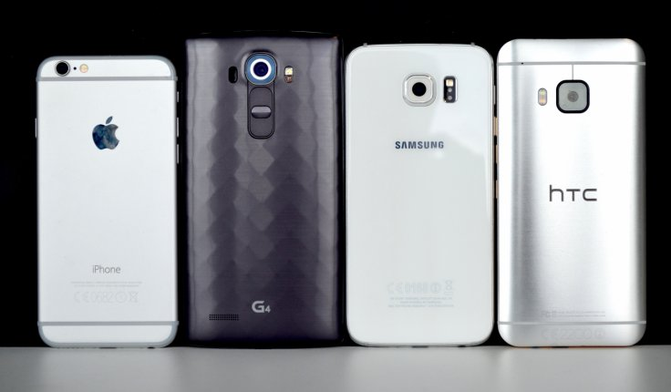 iPhone 6 G4 Galaxy S6 One M9