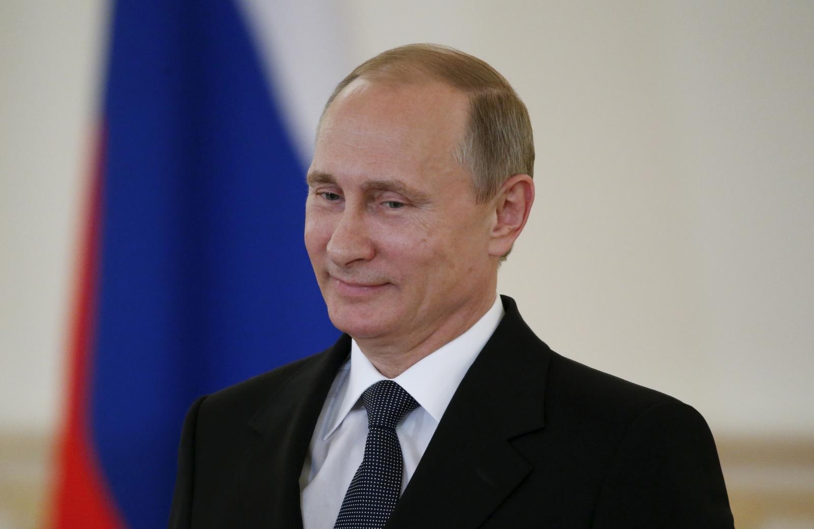 Vladimir Putin Italy