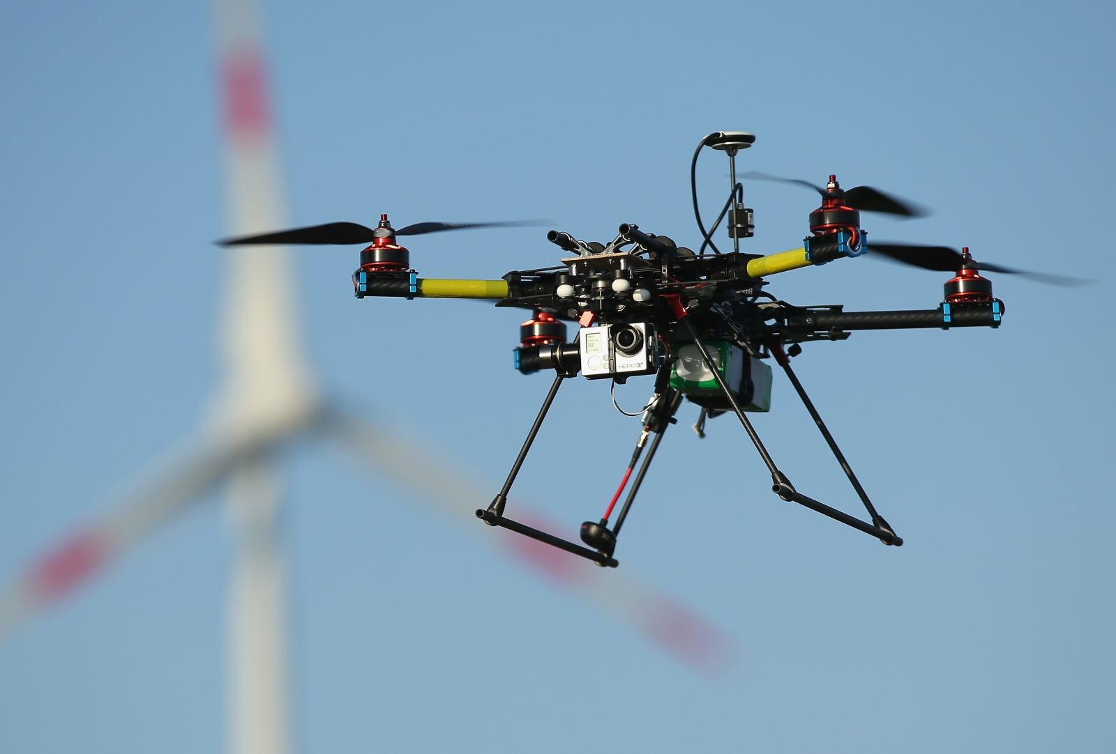 How can we improve drone safety?