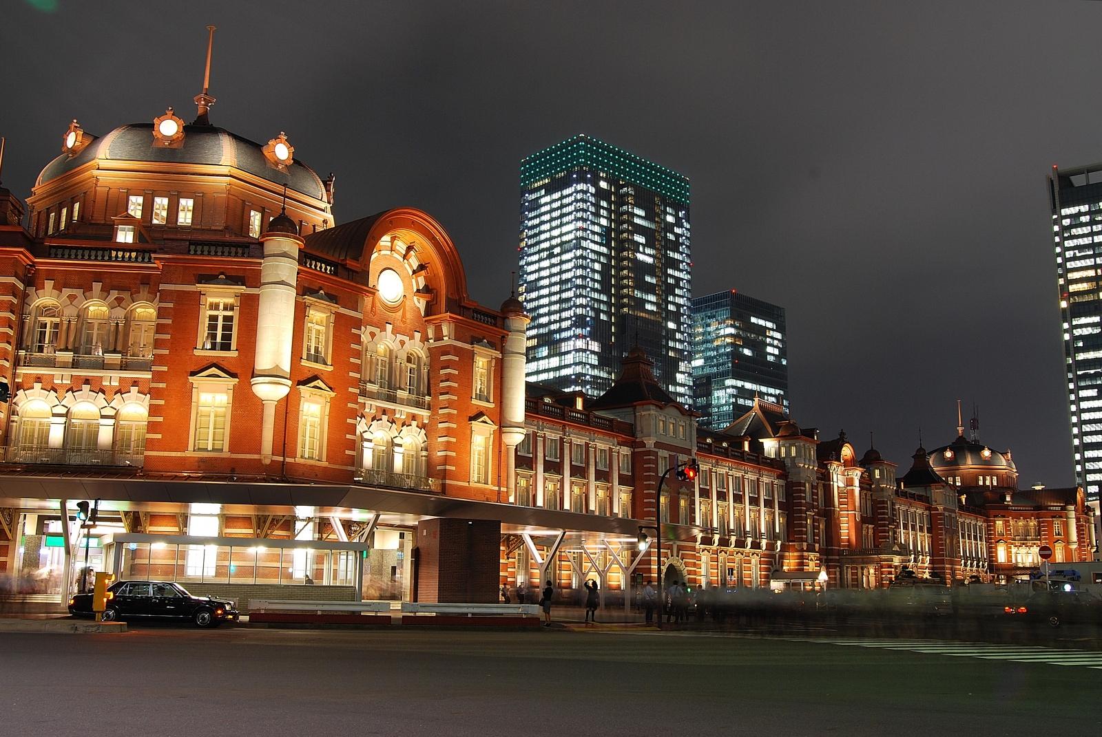 Tokyo train station Japan corpse