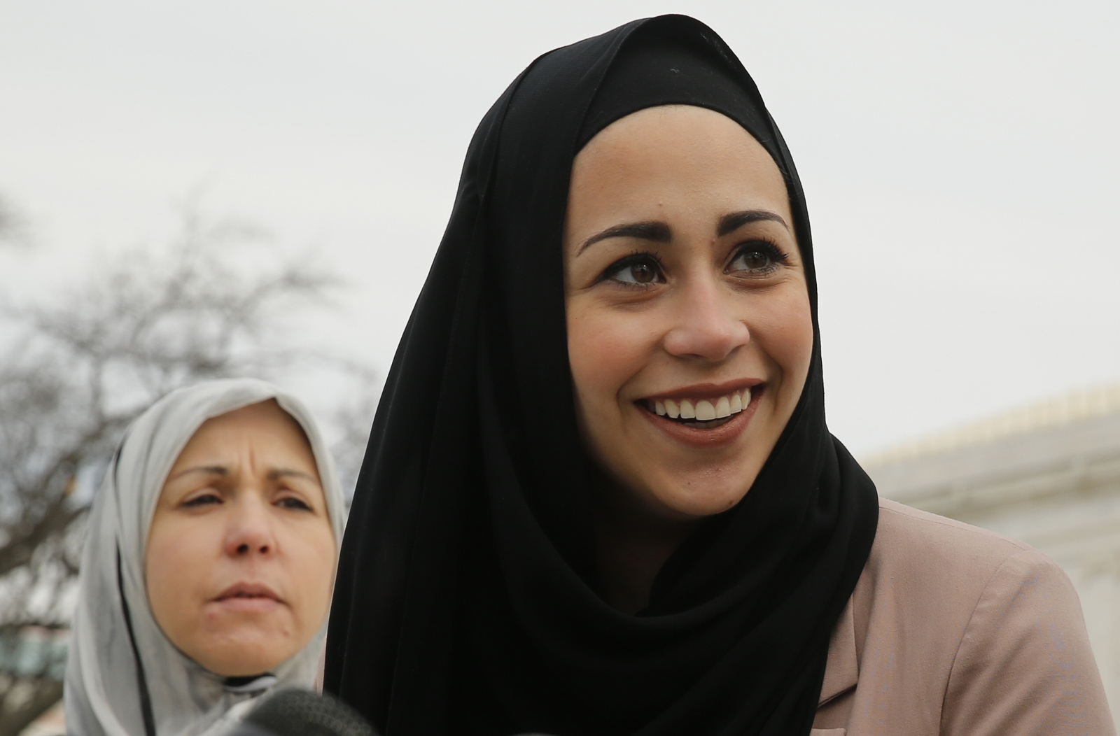 Muslim woman Samantha Elauf