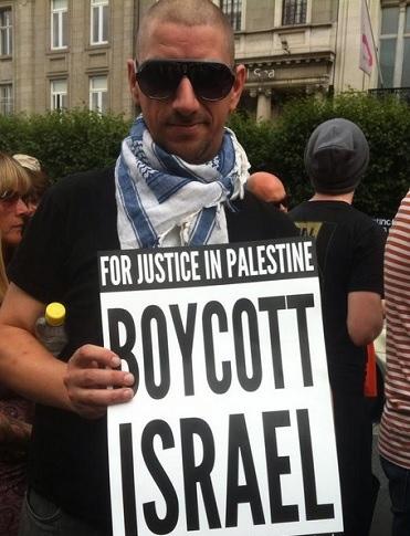 anti-Israel activism