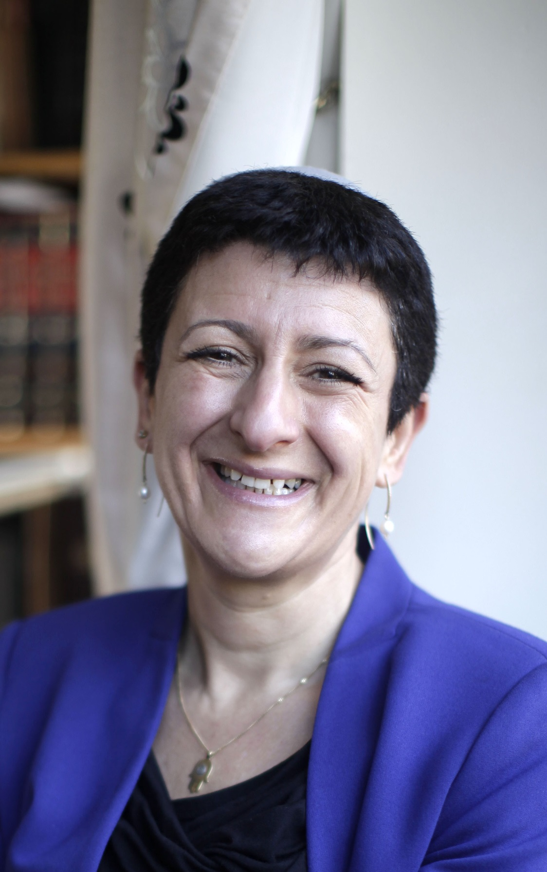 Rabbi Laura Janner-Klausner attacks the Belz
