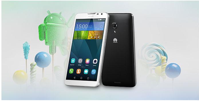 Huawei Ascend Mate 2 Lollipoped