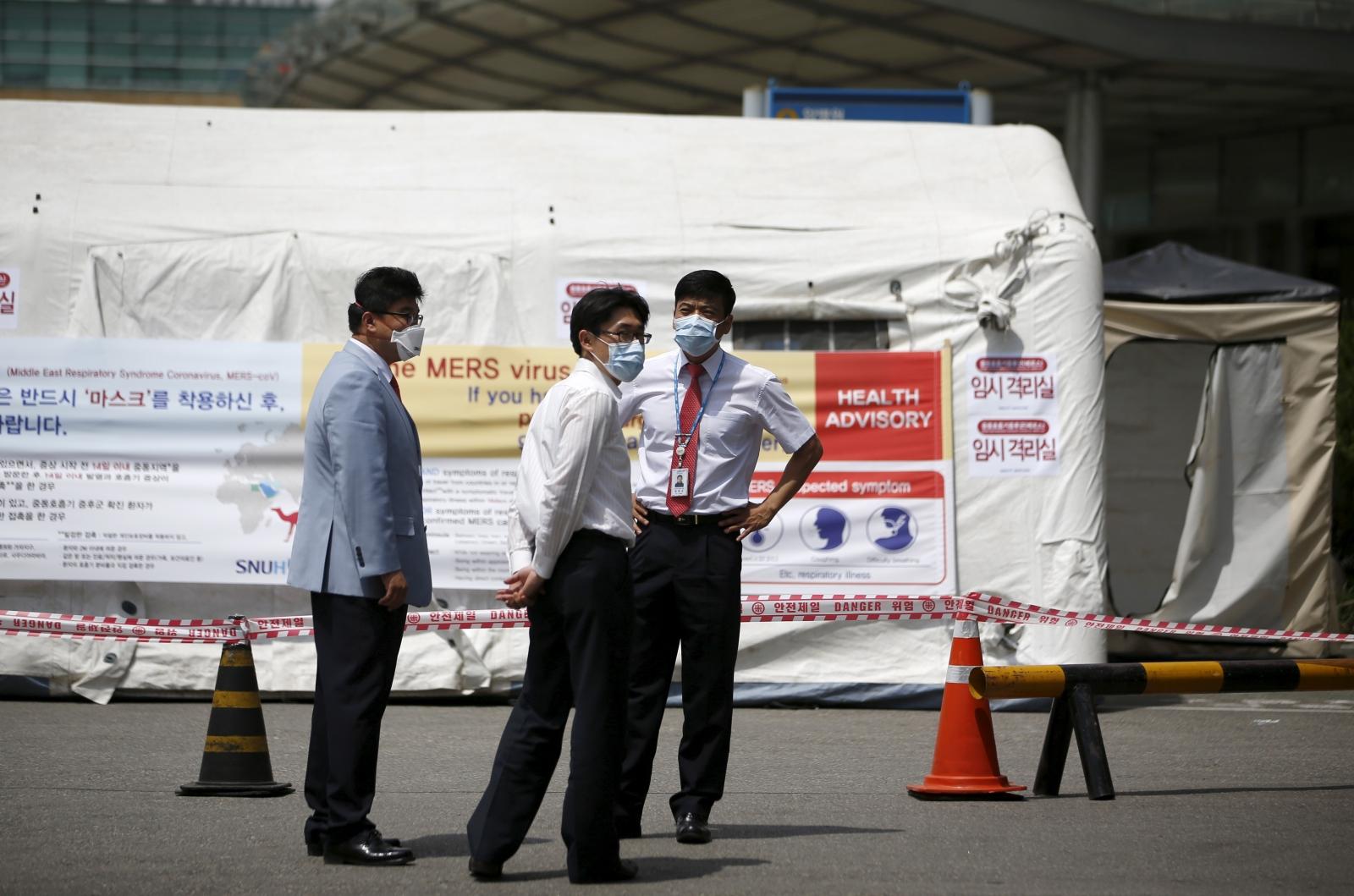 South Korea MERS outbreak